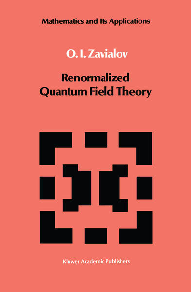 Renormalized Quantum Field Theory - Coverbild