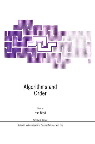 Algorithms and Order - Coverbild