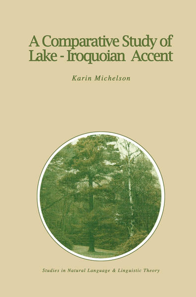 A Comparative Study of Lake-Iroquoian Accent - Coverbild