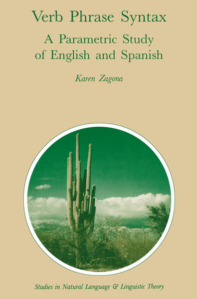 Verb Phrase Syntax: A Parametric Study of English and Spanish - Coverbild