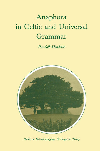 Anaphora in Celtic and Universal Grammar - Coverbild