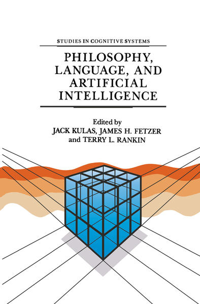 Philosophy, Language, and Artificial Intelligence - Coverbild