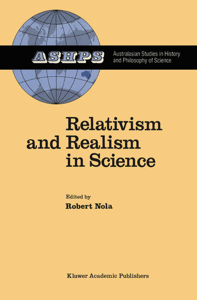 Relativism and Realism in Science - Coverbild