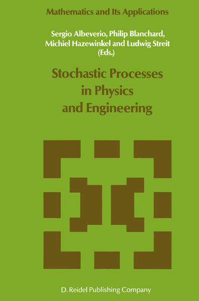Stochastic Processes in Physics and Engineering - Coverbild