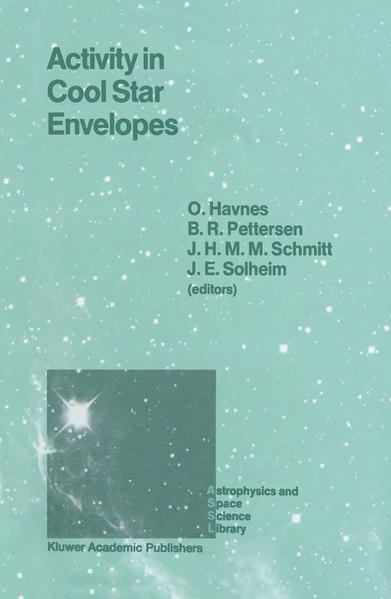 Activity in Cool Star Envelopes - Coverbild