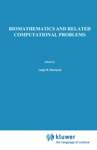 Biomathematics and Related Computational Problems - Coverbild