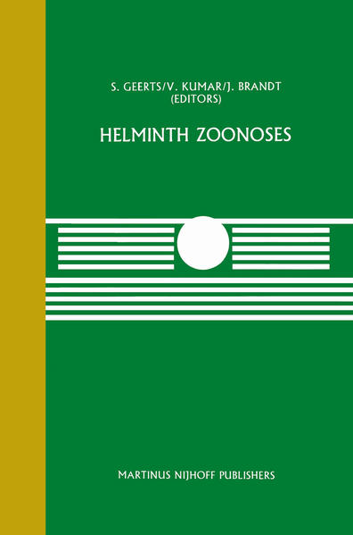 Helminth Zoonoses - Coverbild