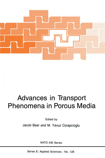 Advances in Transport Phenomena in Porous Media - Coverbild