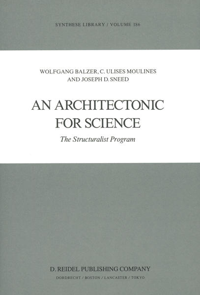 An Architectonic for Science - Coverbild