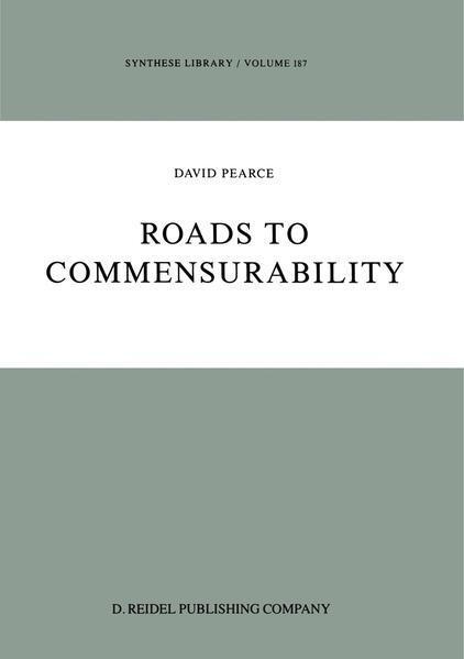 Roads to Commensurability - Coverbild