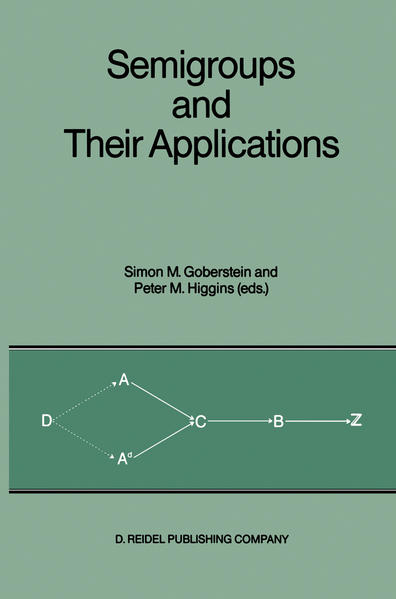 Semigroups and Their Applications - Coverbild