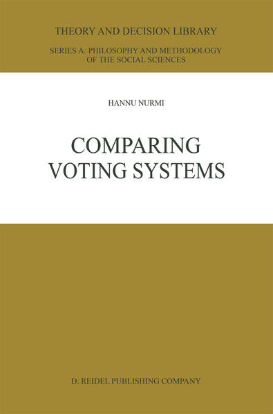 Comparing Voting Systems - Coverbild