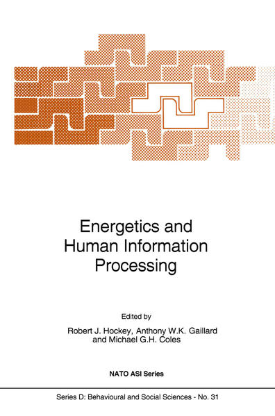 Energetics and Human Information Processing - Coverbild