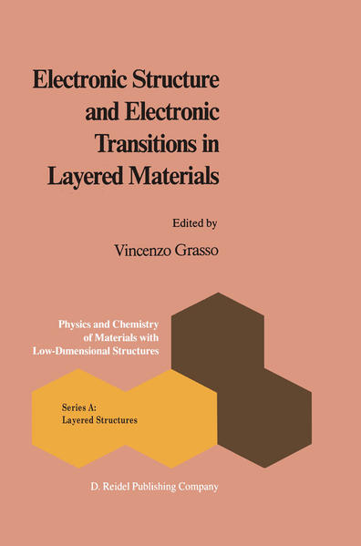 Electronic Structure and Electronic Transitions in Layered Materials - Coverbild