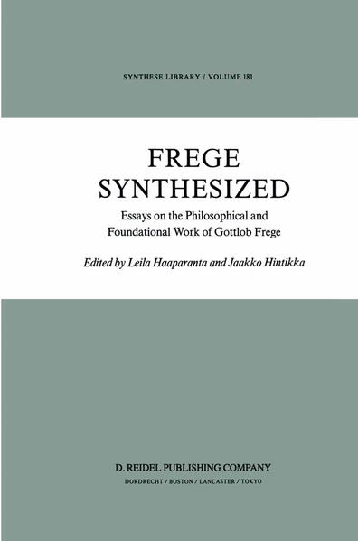 Frege Synthesized - Coverbild