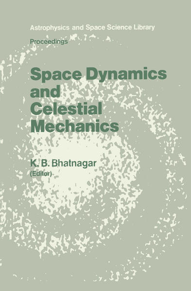 Space Dynamics and Celestial Mechanics - Coverbild