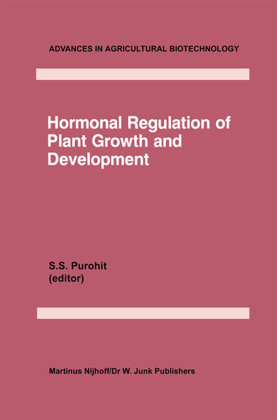 Hormonal Regulation of Plant Growth and Development - Coverbild