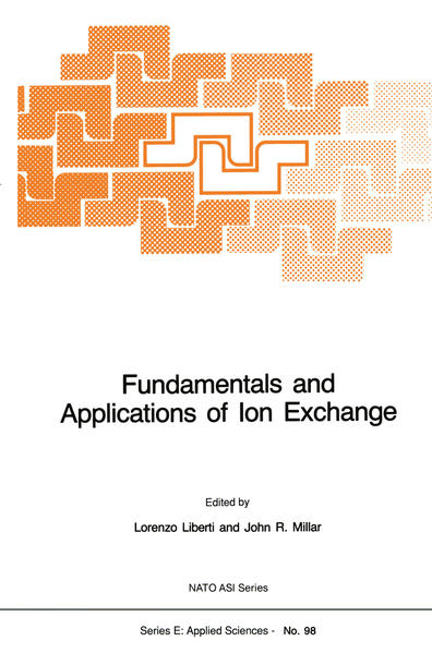 Fundamentals and Applications of Ion Exchange - Coverbild