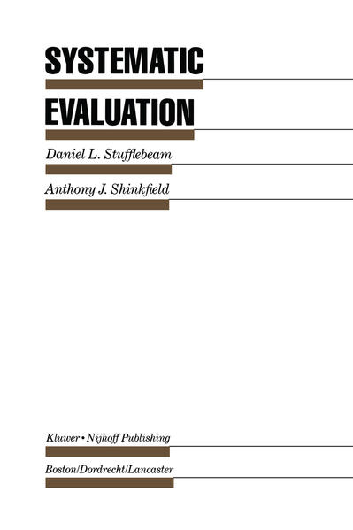 Systematic Evaluation - Coverbild