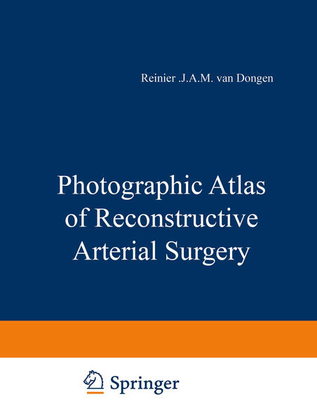 Photographic Atlas of Reconstructive Arterial Surgery - Coverbild