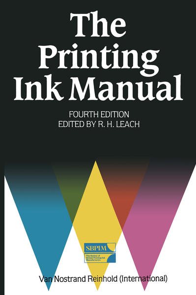 The Printing Ink Manual - Coverbild