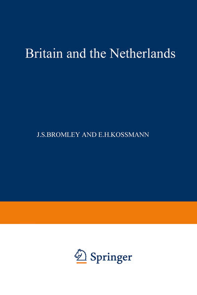 Britain and the Netherlands - Coverbild