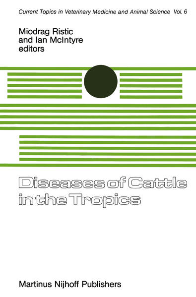 Diseases of Cattle in the Tropics - Coverbild