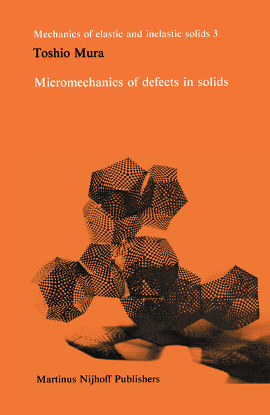 Micromechanics of defects in solids - Coverbild