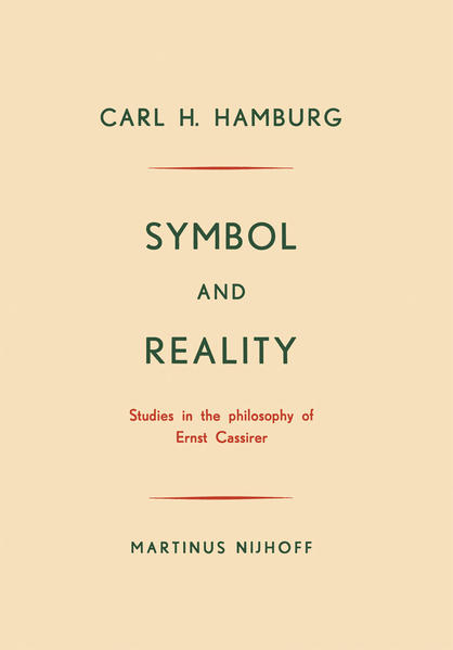 Symbol and Reality - Coverbild