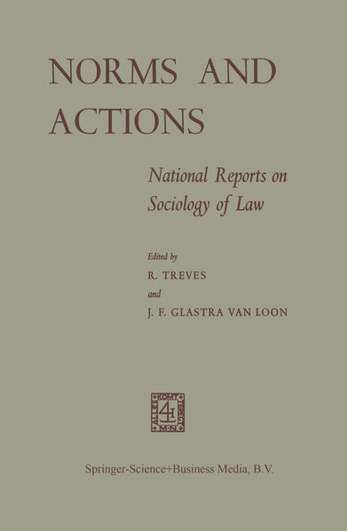 Norms and Actions - Coverbild