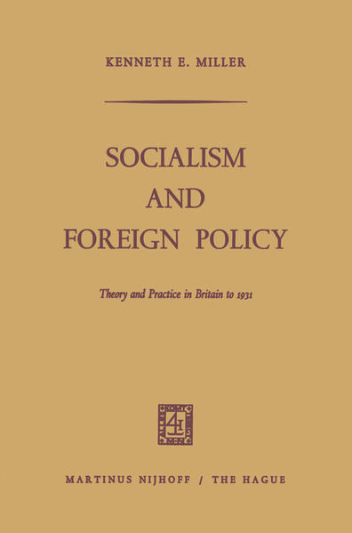 Socialism and Foreign Policy - Coverbild