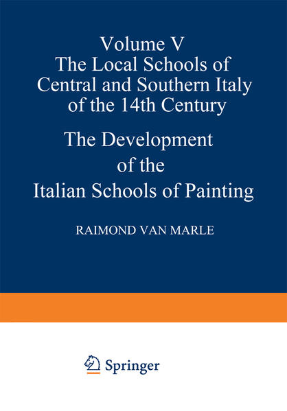 The Development of the Italian Schools of Painting - Coverbild
