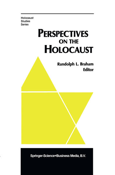 Perspectives on the Holocaust - Coverbild