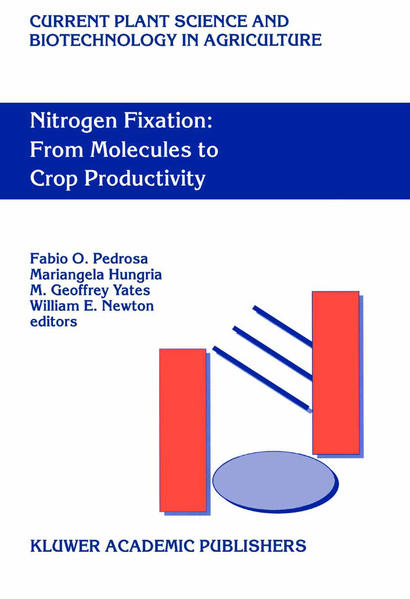 Nitrogen Fixation: From Molecules to Crop Productivity - Coverbild