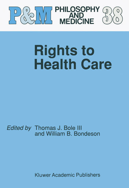 Rights to Health Care - Coverbild