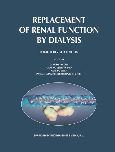 Replacement of Renal Function by Dialysis - Coverbild