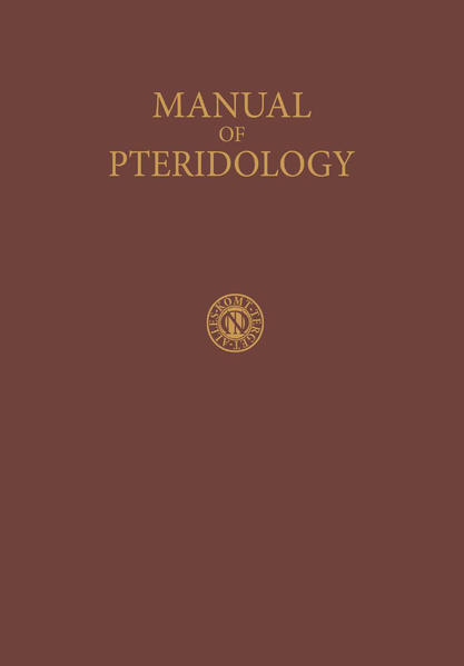 Manual of Pteridology - Coverbild
