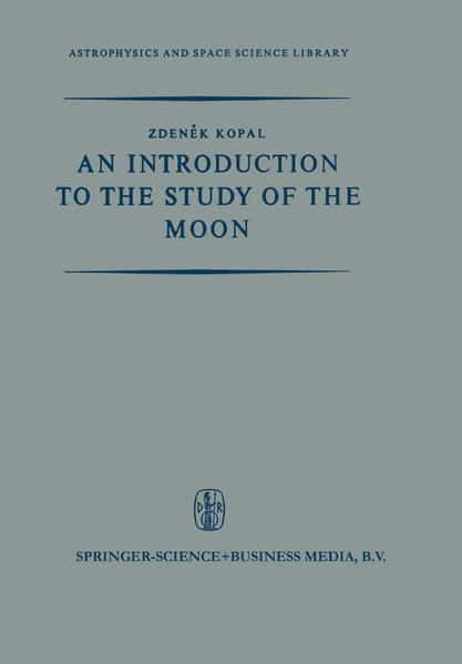 An Introduction to the Study of the Moon - Coverbild