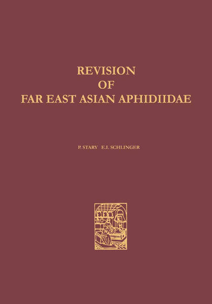 A Revision of the Far East Asian Aphidiidae (Hymenoptera) - Coverbild
