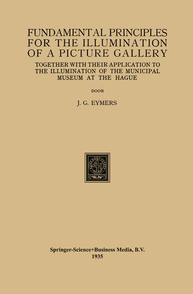 Fundamental Principles for the Illumination of a Picture Gallery - Coverbild