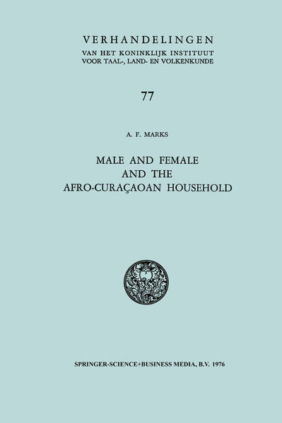 Male and Female and the Afro-Curaçaoan Household - Coverbild