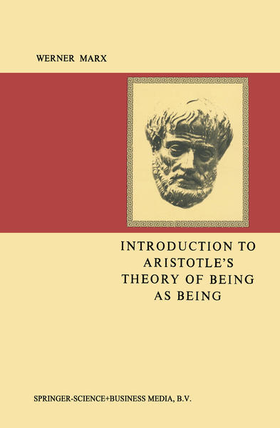 Introduction to Aristotle's Theory of Being as Being - Coverbild