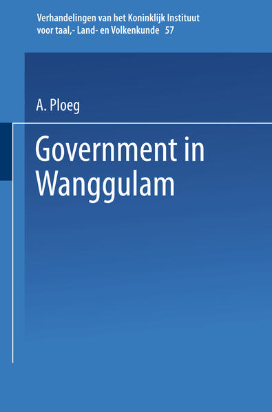 Government in Wanggulam - Coverbild