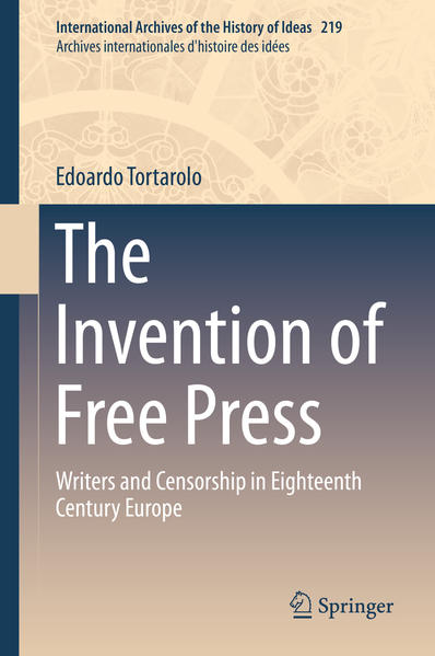 The Invention of Free Press - Coverbild