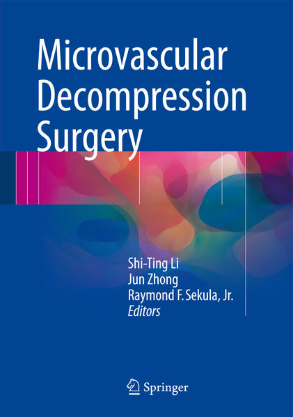 Microvascular Decompression Surgery - Coverbild