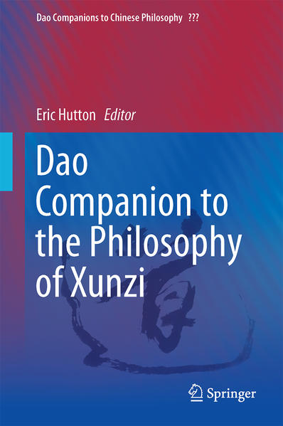 Dao Companion to the Philosophy of Xunzi - Coverbild