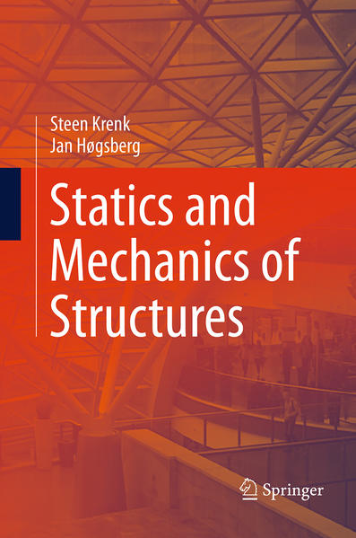 Statics and Mechanics of Structures - Coverbild