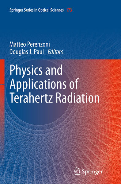 Physics and Applications of Terahertz Radiation - Coverbild