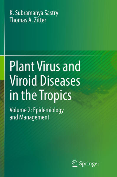 Plant Virus and Viroid Diseases in the Tropics - Coverbild