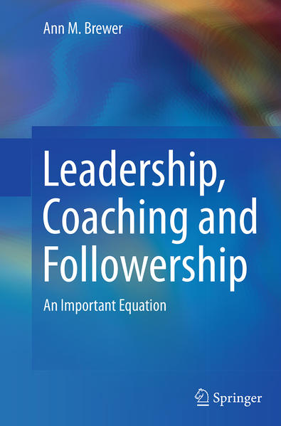 Leadership, Coaching and Followership - Coverbild